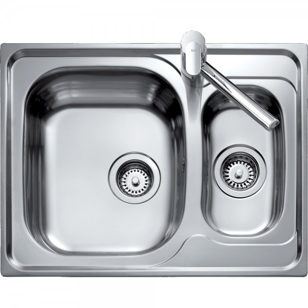Chậu rửa bát dương bàn bếp TEKA UNIVERSO 1 1/2C