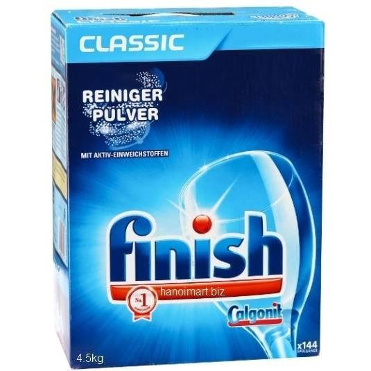 Bột rửa bát FINISH 4.5Kg CLS0002