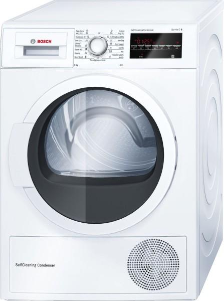 Máy sấy quần áo BOSCH WTW85460BY|Serie 6