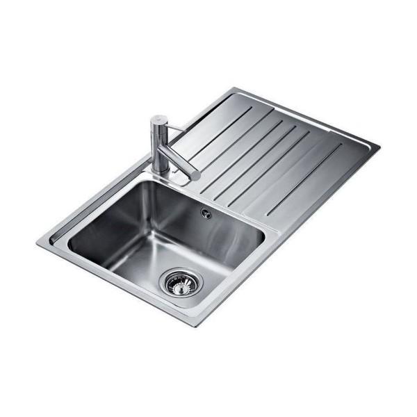 Chậu rửa bát dương bàn bếp TEKA Stage 45 1B 1D