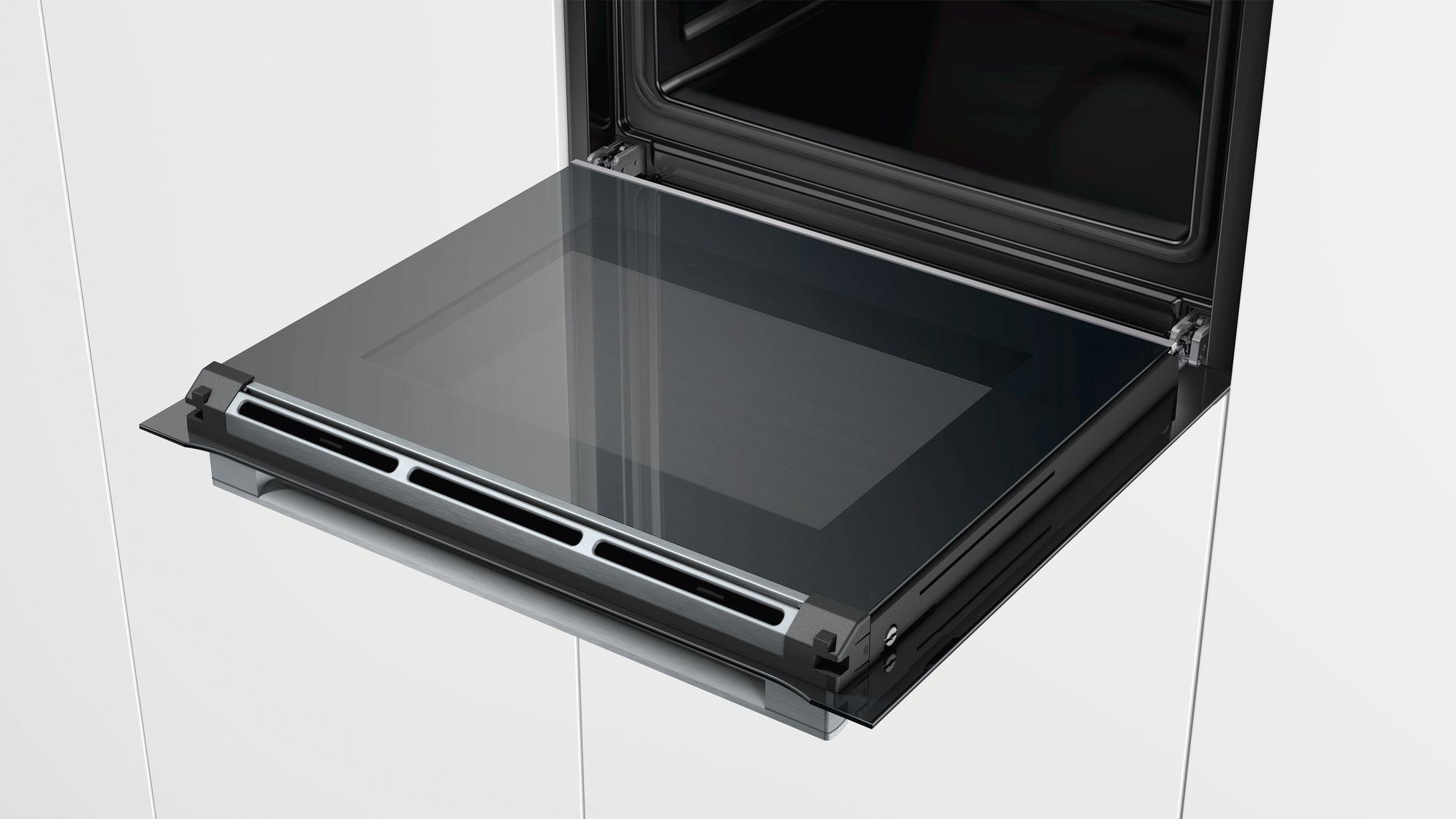 Lò nướng âm tủ BOSCH HBG634BB1B series 8 series 8 4D Hotair, Làm nóng  nhanh, Hẹn giờ, Cảnh báo nhiệt dư, Nướng Pizza |osm.com.vn | Thiết bị bếp  và gia dụng OSM