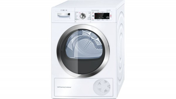 Máy sấy quần áo BOSCH WTW85561BY serie 8