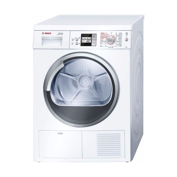 Máy sấy quần áo BOSCH WTS86516SG|Serie 6