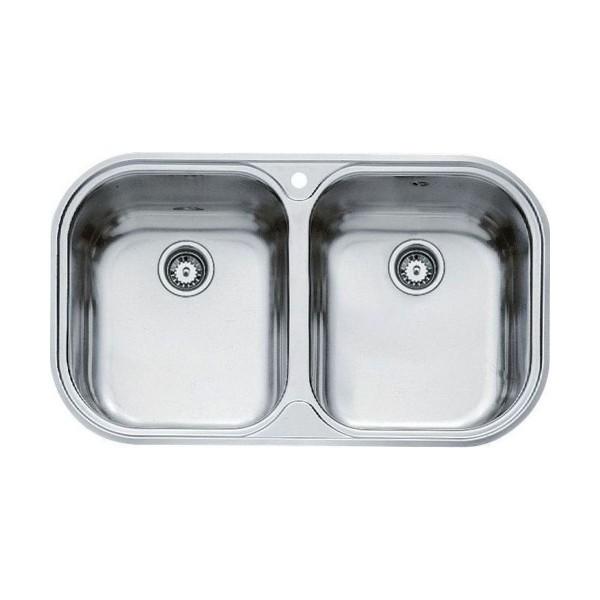 Chậu rửa bát dương bàn bếp TEKA Stylo 2B