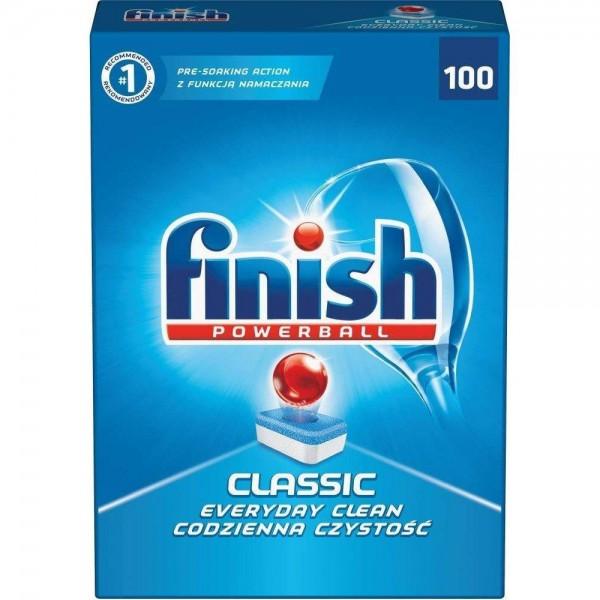 Viên rửa bát tổng hợp FINISH 100 viên CLS0009