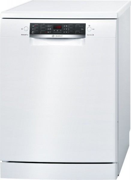 Máy rửa bát độc lập BOSCH SMS46MW00E|Serie 4