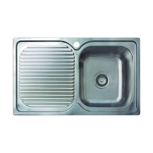 Chậu rửa bát dương bàn bếp CATA CD-1 LEFT