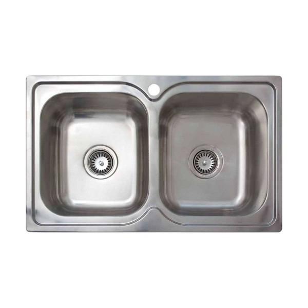 Chậu rửa bát âm bàn bếp CATA C-2 AG