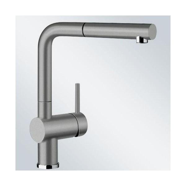 Vòi rửa bát BLANCO BLANCOLINUS-S Alu Metallic 565.68.950