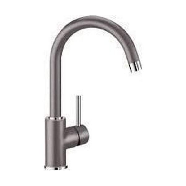 Vòi rửa bát BLANCO BLANCOMIDA-Alu Metallic 569.07.900
