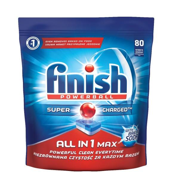 Finish Soda 3 trong 1 (80 viên/Hộp) CLS0013