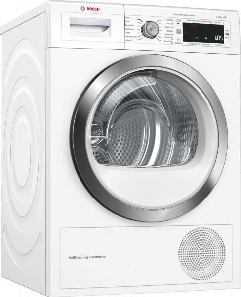 Máy sấy quần áo BOSCH WTW87561GB|Serie 8