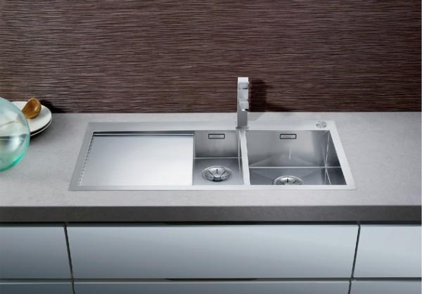 Chậu rửa bát dương bàn bếp BLANCO BLANCO ZEROX 8 S-IF