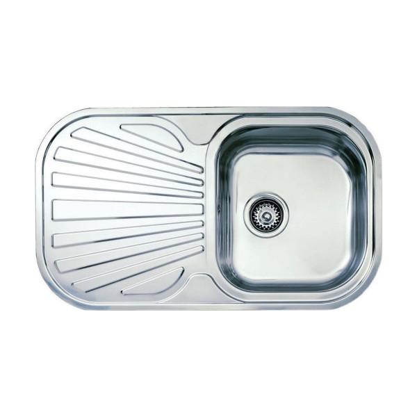 Chậu rửa bát dương bàn bếp TEKA Stylo Sink 1B.1D