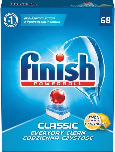 Viên rửa bát tổng hợp FINISH 68 Viên CLS0017