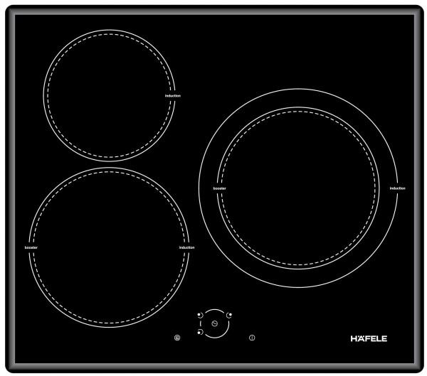 Bếp từ HAFELE HC-I603C 536.01.841