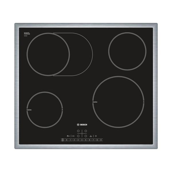 Bếp hỗn hợp điện từ BOSCH PIC645F17E|Serie 6