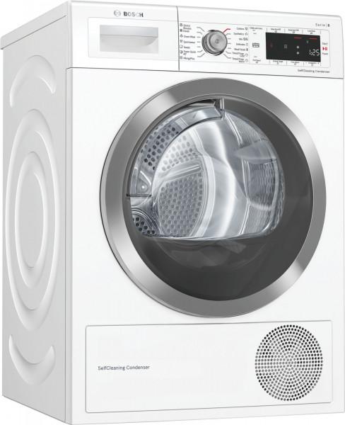 Máy sấy quần áo BOSCH WTW87561SG|Serie 8