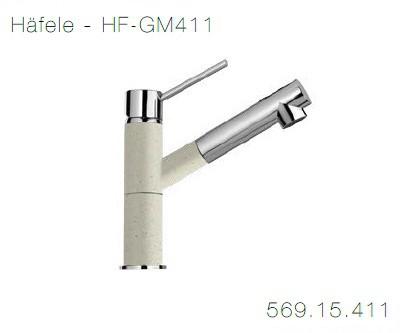 Vòi rửa bát HAFELE HF-GM411 MOCHA 569.15.411