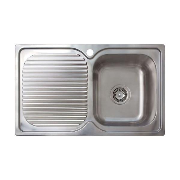 Chậu rửa bát âm bàn bếp CATA CD-1 RIGHT