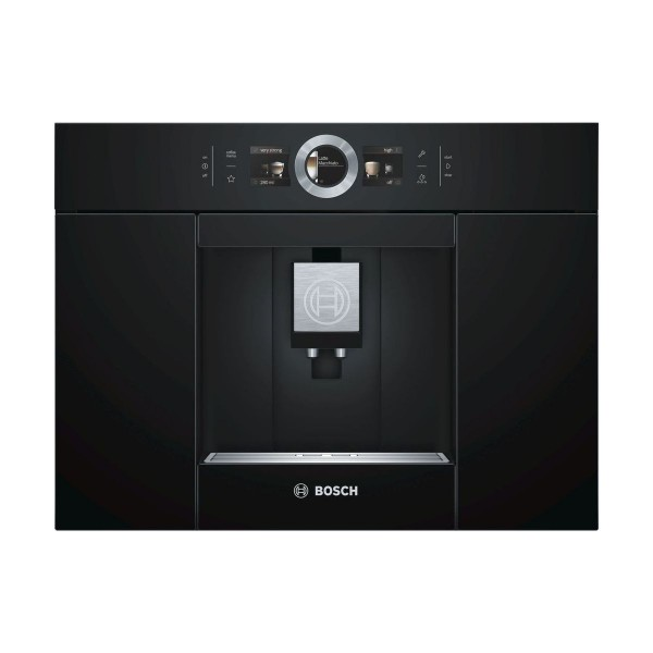 Máy pha café âm tủ BOSCH CTL636EB6|Serie 8