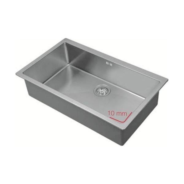 Chậu rửa bát âm bàn bếp HAFELE ALBERTO-R 567.43.080