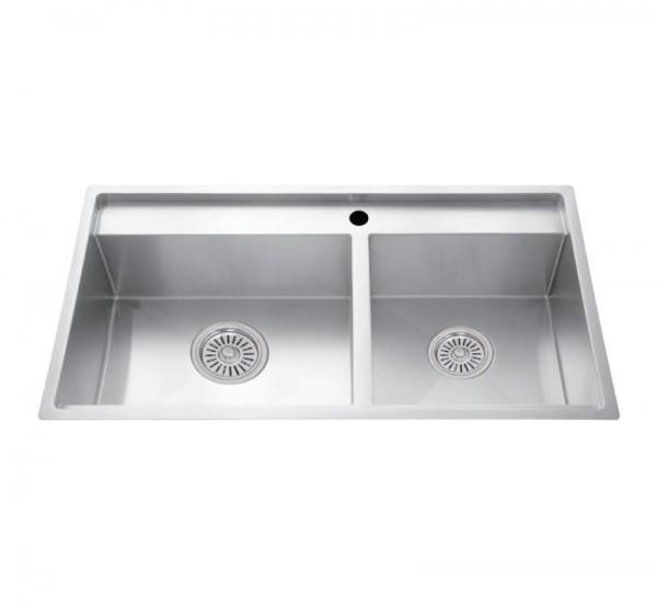 Chậu rửa bát dương bàn bếp MALLOCA MS-6304