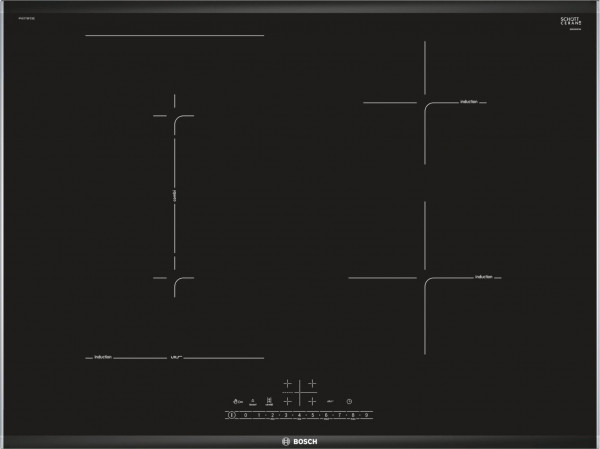 Bếp từ BOSCH PVS775FC5E|Serie 6