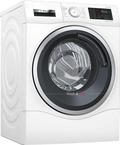 Máy giặt kết hợp sấy BOSCH WDU28560GB|Serie 6