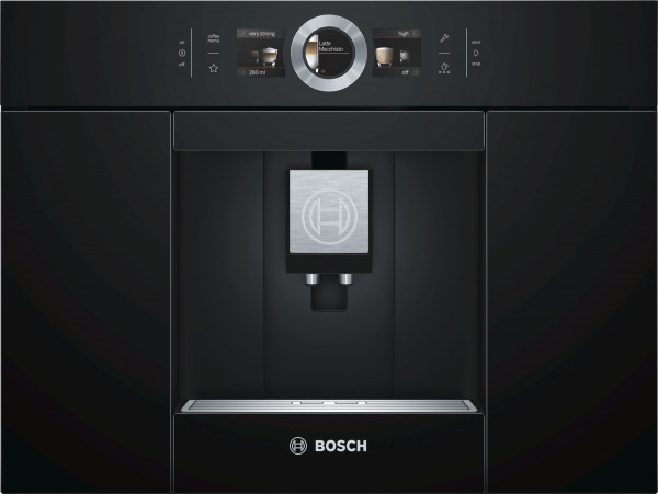 Máy pha café âm tủ BOSCH CTL636EB1 Serie 8