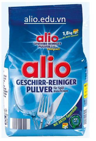 Bột rửa bát ALIO 1,8Kg