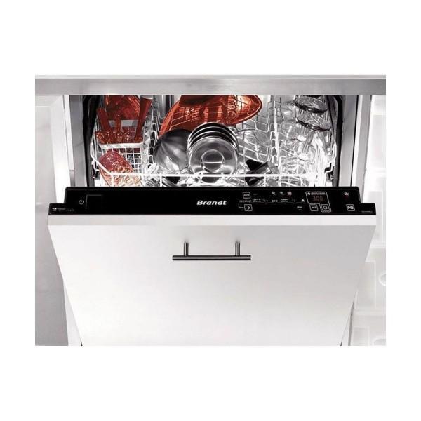 Máy rửa bát âm tủ BRANDT VH1235J