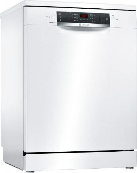 Máy rửa bát độc lập BOSCH SMS46GW01P|Serie 4