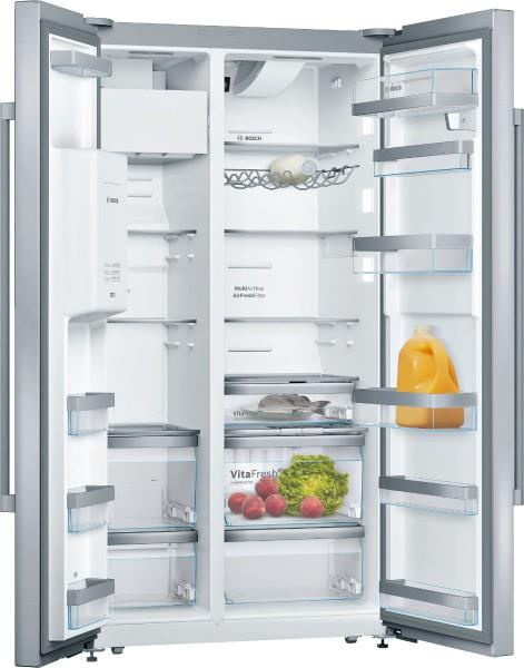 Tủ lạnh side by side BOSCH KAD92HI31|Serie 8