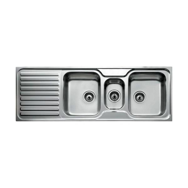 Chậu rửa bát dương bàn bếp TEKA Classic 21/2B 1D