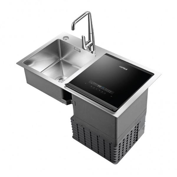 Máy rửa bát âm tủ kết hợp chậu rửa HAFELE HDW-SD90A 539.20.530