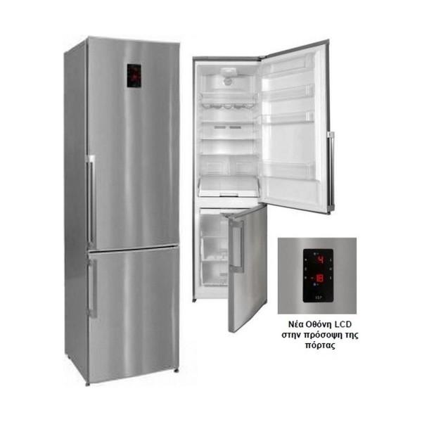 Tủ lạnh đơn TEKA NFE2 400 INOX