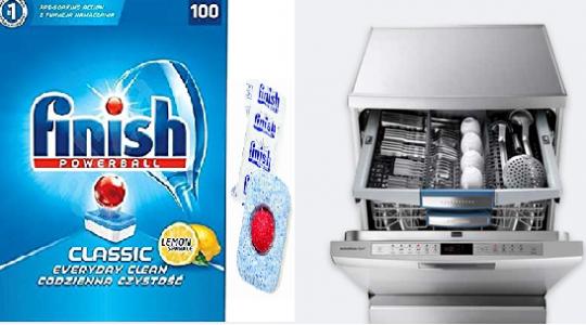 Chất tẩy rửa dùng cho máy rửa bát có gì đặc biệt
