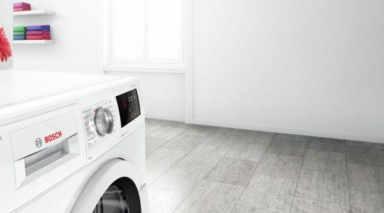 Khám phá hệ thống I-DOS trong máy giặt Bosch