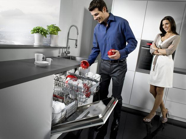 Máy rửa bát- người bạn thông minh trong căn bếp của bạn