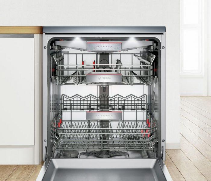Khoang máy rửa chén Bosch