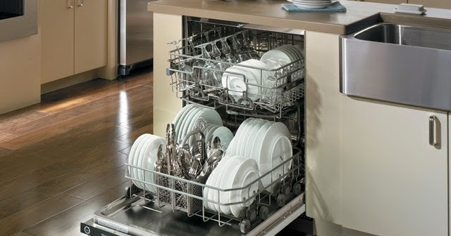 4 lí do bạn nên sử dụng một chiếc máy rửa bát ảnh 1